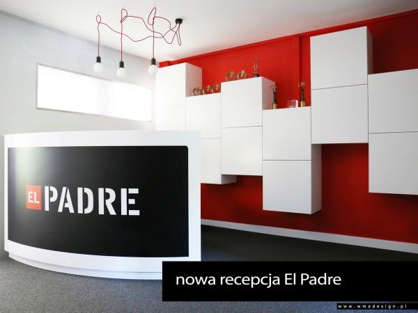 <span>El Padre | nowa recepcja</span><i>→</i>