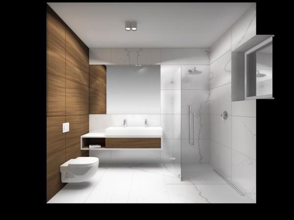 <span>łazienka w bieli i drewnie</span><i>→</i>