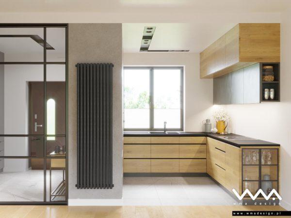 <span>kuchnia w salonie</span><i>→</i>